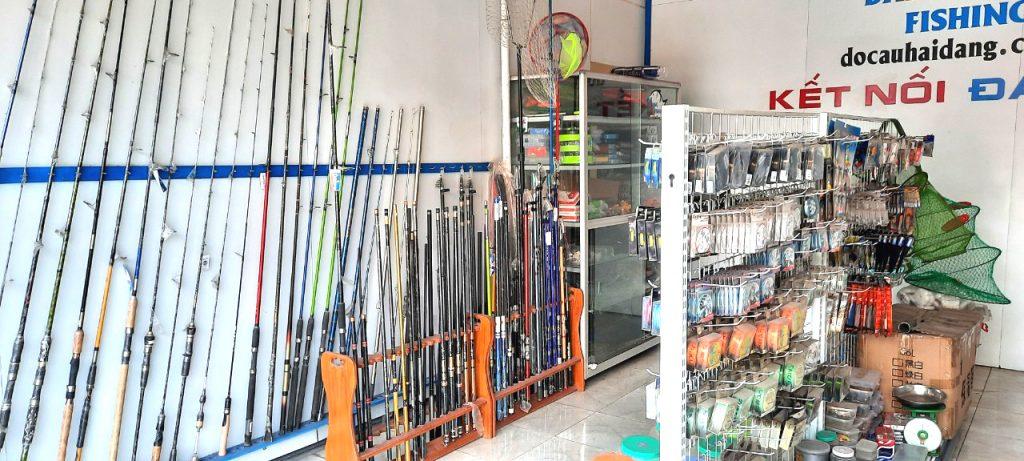 Shop Đồ Câu Cá tại Huyện Văn Giang Hưng Yên